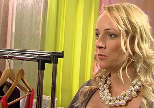 Gaidāmā Superbēbja māmiņa Liene izvēlas grūtnieču apģērbu: skaties TV3 svētdien