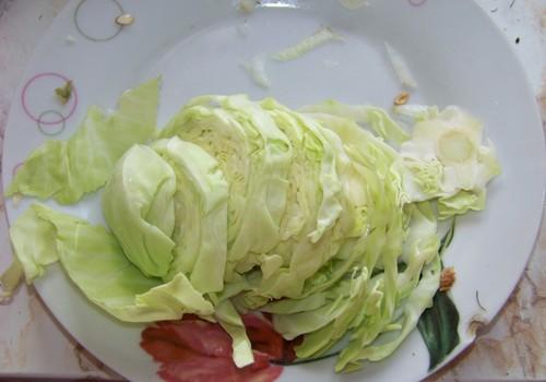 Marinēti kāpostu salāti