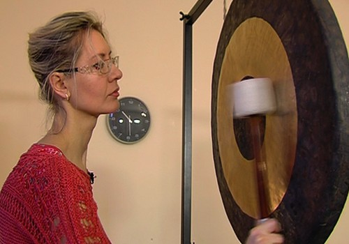 VIDEO: iegrimstam skaņu pasaulē jeb gongu meditācija
