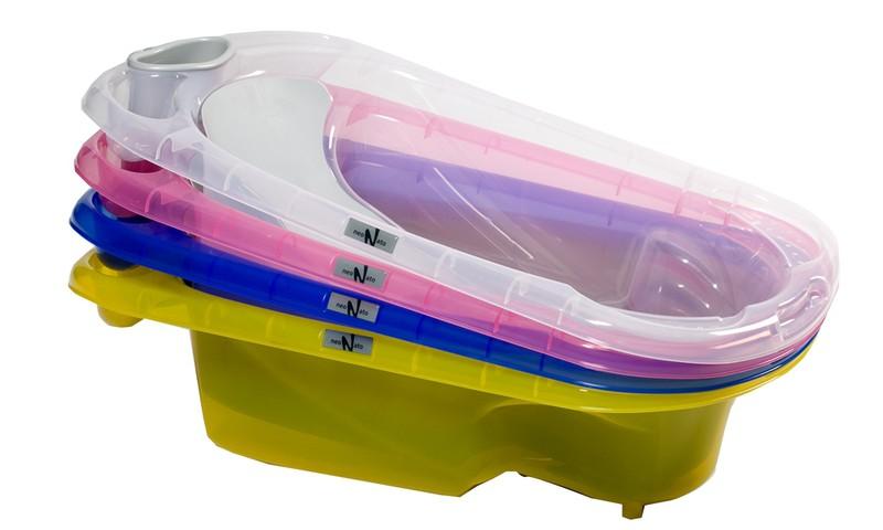 Kā izvēlēties vanniņu jaundzimušajam