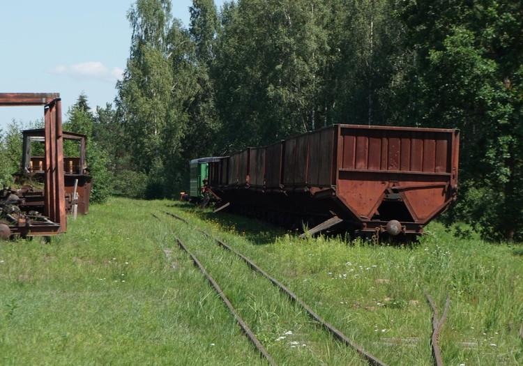 Kur Latvijā mīt šaursliežu dzelzceļš?