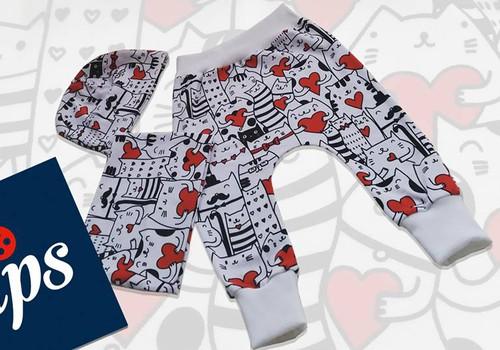 Piedalies konkursā un sapucē savu mazuli ar ZIPS LV radīto apģērbu!