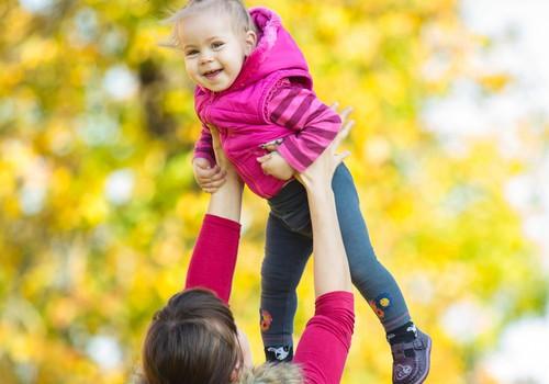 Bērna attīstība ir viens liels lēciens