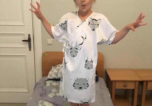 Uz operāciju jaunās pidžamās!