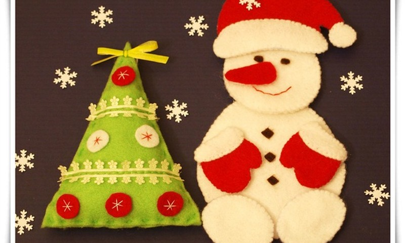Šujam Ziemassvētku eglīti
