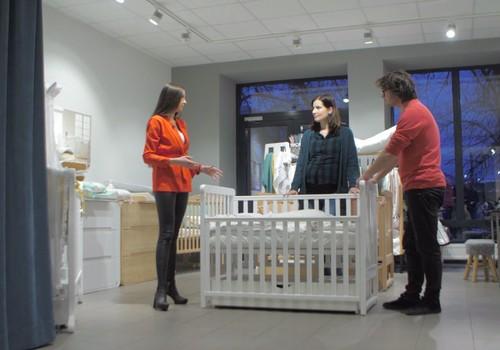 Superbēbis 2020: Gultiņas izvēlēšanās jaundzimušajam