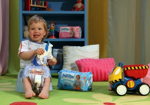 Meklējam māmiņu ONLINE TV, kuras vienīgais mazulis nupat kā uzsācis podiņmācību