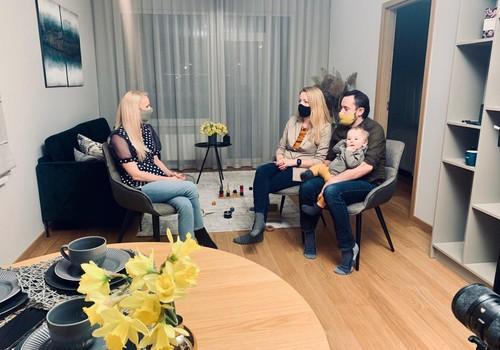 14.marta TV raidījuma lielajā intervijā - Artūrs un Ilze Medņi