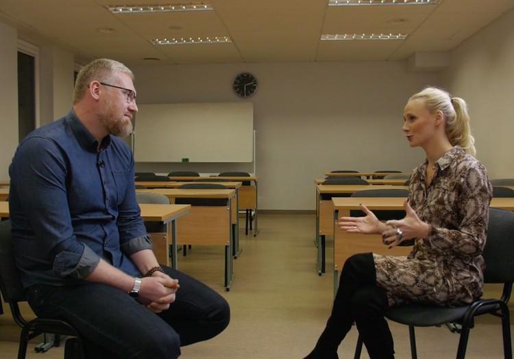 Māmiņu Kluba TV raidījuma lielajā intervijā 9.februārī - filozofs, antropologs Vents Sīlis
