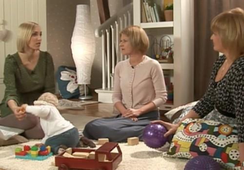 ONLINE TV VIDEOsaruna ar pediatru un māmiņu par bērnu veselības ābeci