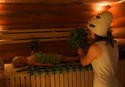 VIDEO: Pirts rituāls bērniņam