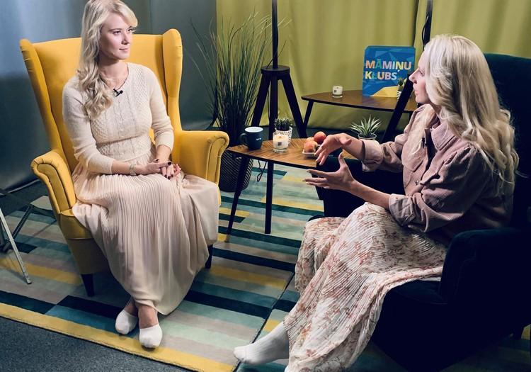 24.oktobra TV raidījuma lielajā intervijā - Olga Ļubina