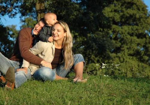Nometne visai ģimenei