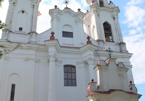 """Pasienes baznīca – Aglonas bazilika """"māte"""""""