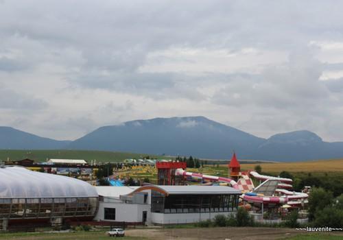 Akvaparki Slovākijā -Tatralandija un Aquacity