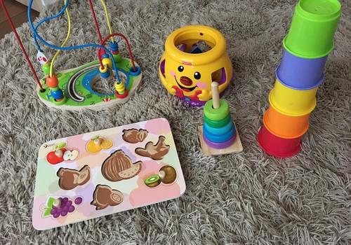 1gadnieka rotaļlietas