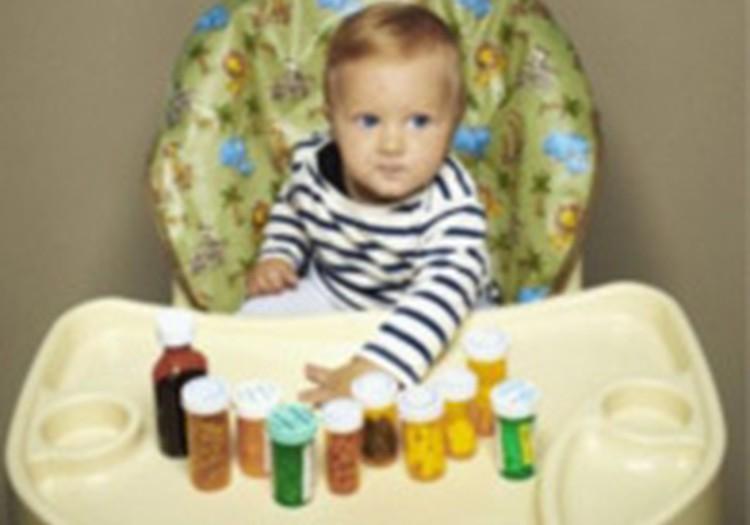 Antibiotikas bērnam – šausmas vai normāli?