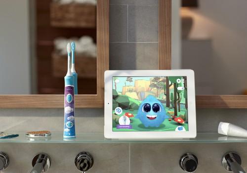 "98 % vecāku: ""Ar Philips Sonicare For Kids bērni zobus tīra labāk"""