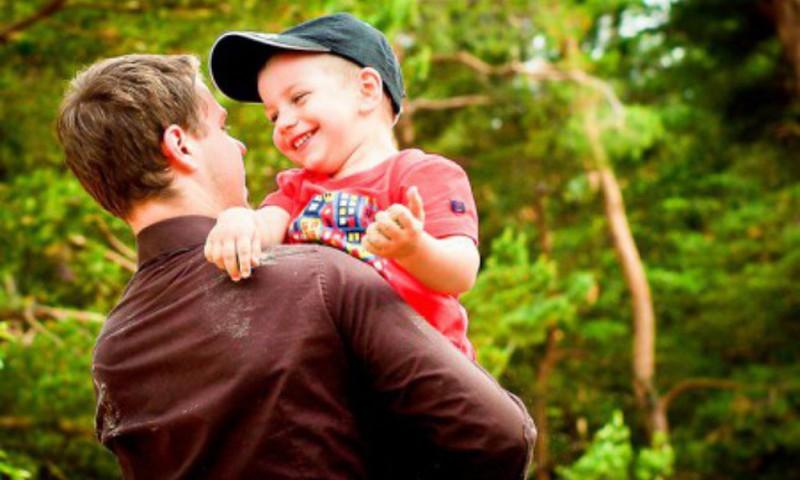 """Piedalies projektā """"Labākais tētis pasaulē!""""- Iepazīsimies ar MK tētiem!"""