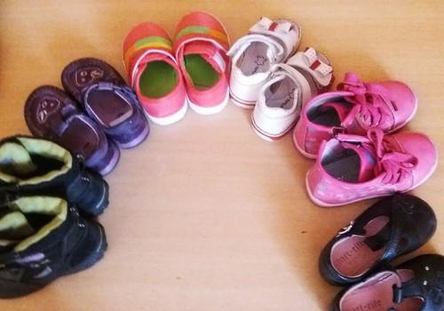 Mazam staigātājam apavus atrast ir grūti