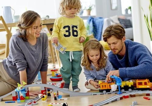 Paldies par ieteikumiem radošām rotaļām! Lūk, kurš laimējis LEGO DUPLO!