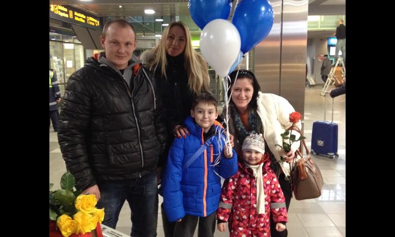 Dāvis ir atgriezies Latvijā! Veseļošanās turpināsies!