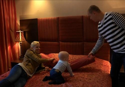 VIDEO: Brīvdienas Siguldā kopā ar Superbēbīša ģimeni