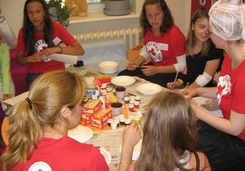 Brīvprātīgo kustība bērnu labsajūtai