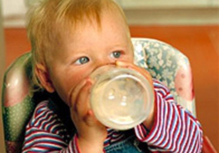 Pieniņš mazulim pēc 1 gada vecuma
