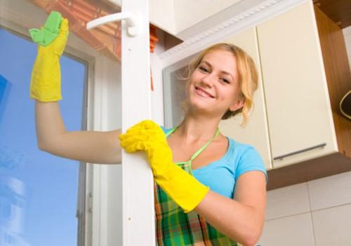 Ķeramies klāt logu tīrīšanai!