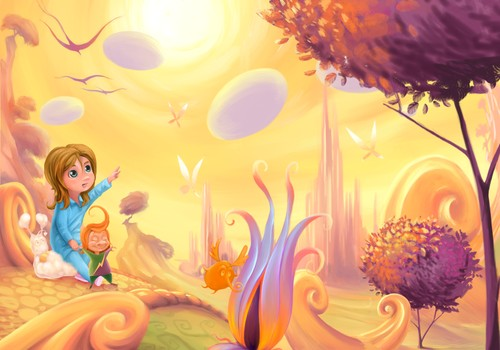 Saulesrūķis- grāmata, kas iekarojusi bērnu sirdis. Intervija ar autori