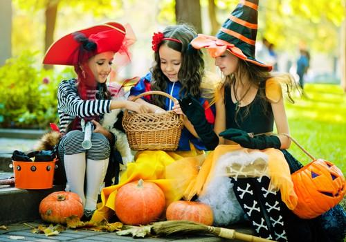 Padari Helovīnus par jautriem svētkiem, iesaisti bērnus!