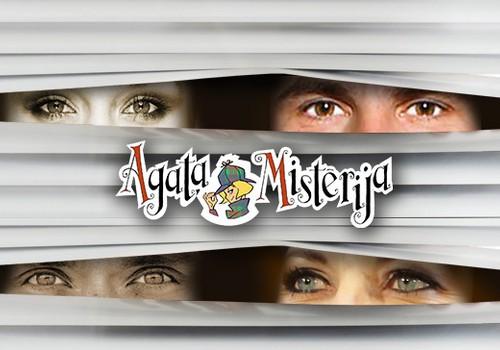 """Kurš saņem bērnu detektīvu sērijas """"Agata Mistērija"""" pirmās 5 grāmatas?"""