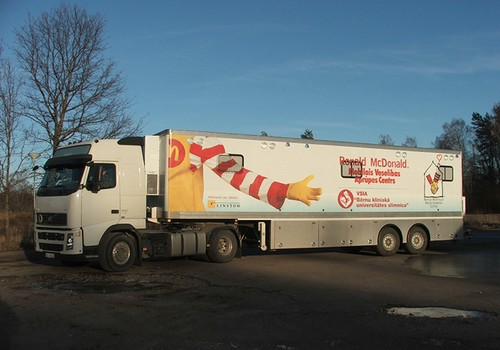 Neste Oil palīdzēs nodrošināt bezmaksas veselības aprūpi bērniem visā Latvijā