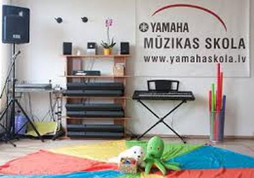 Yamaha bēbīšu skoliņa!