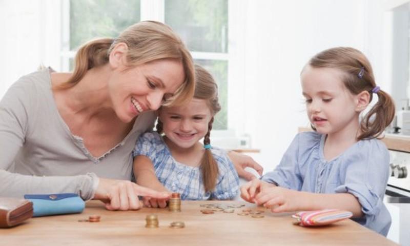 Trīs priekšrocības,ko iegūsi, sākot uzkrāt bērna nākotnei?