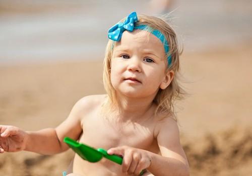 Kā ūdens palīdz bērnam attīstīties?