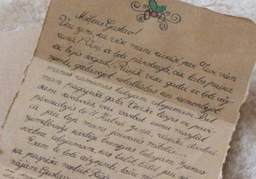 Sagādā savam bērnam īstu Ziemassvētku vecīša vēstuli no Somijas!