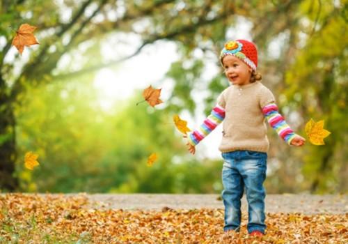 Rudens baudīšana kopā ar bērnu: TOP idejas laika pavadīšanai ar bērnu