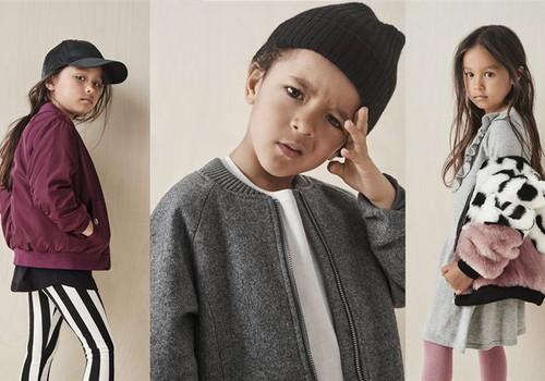 Augstā mode mazajiem