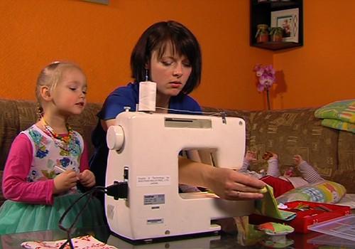 VIDEO: Kā gads pagājis dvīņu māmiņai Ingai