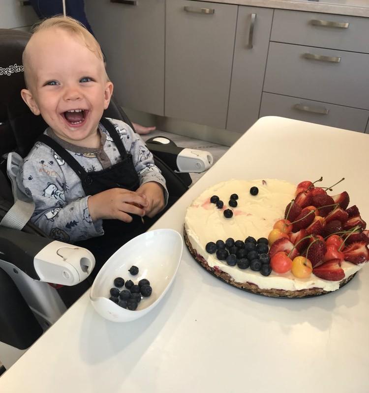 Olivera neceptā Siera kūka