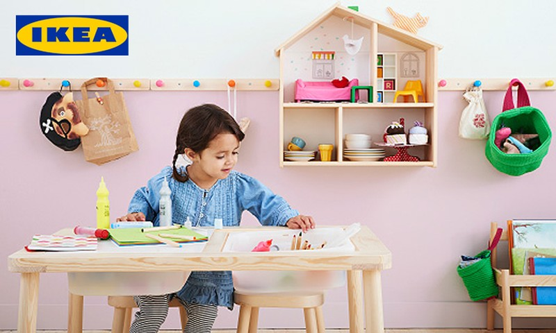 Gigants IKEA- vai draudzīgs bērniem!?