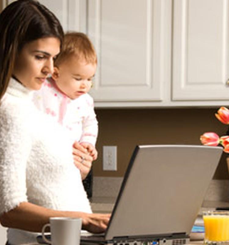 Diena: Pēc kā strādājošās mammas ilgojas