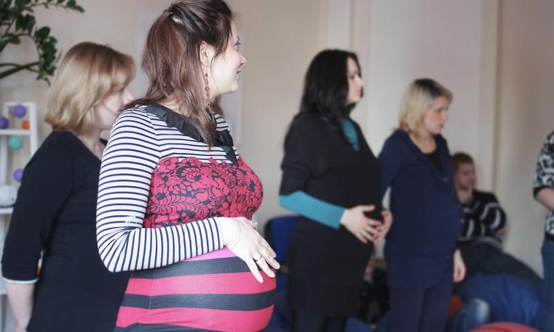 Topošajiem vecākiem Māmiņu Kluba dzemdību kursi arī sestdienās! Sākums jau 5.septembrī