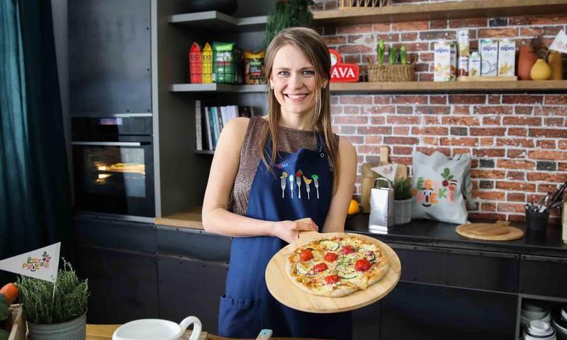 Vai pica var būt veselīga? Atbilde – jā, var!