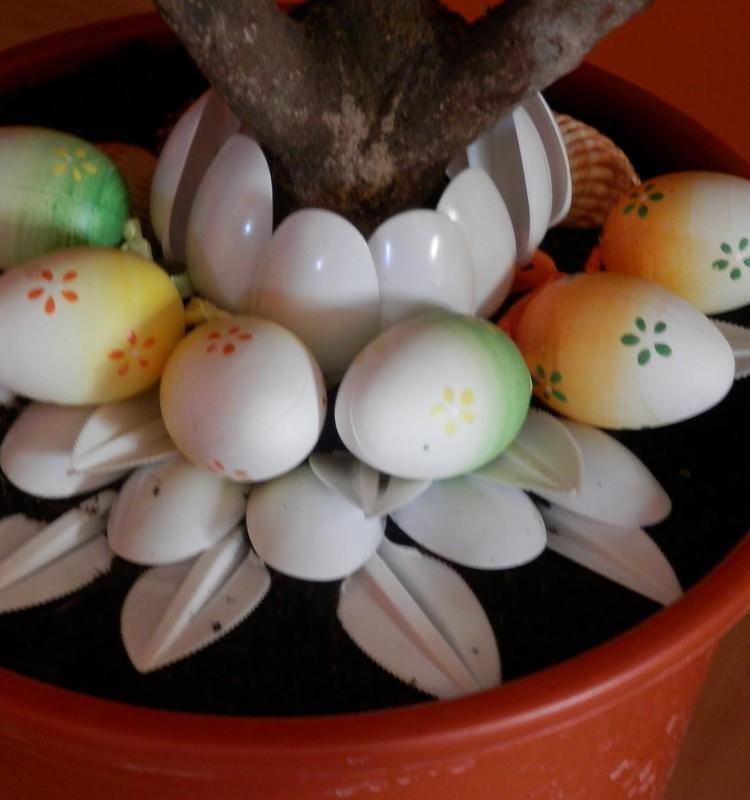 Mans interesantais dekors Lieldienām