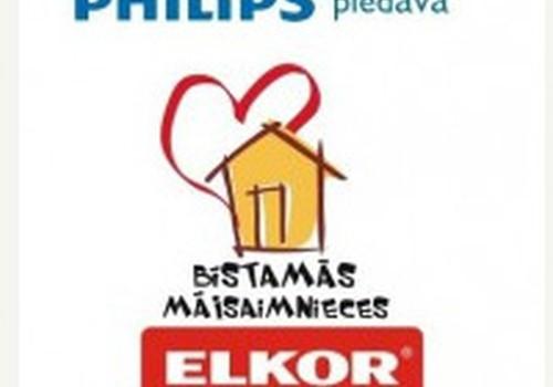 """Nāc 16.oktobrī uz """"Bīstamo mājsaimnieču kokteiļu ballīti"""" un laimē kādu no 5 Philips balvām!"""