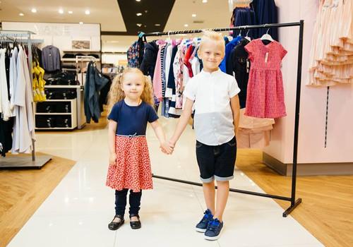 Knifiņi, kā izvēlēties apģērbu bērnudārzniekiem un skolēniem