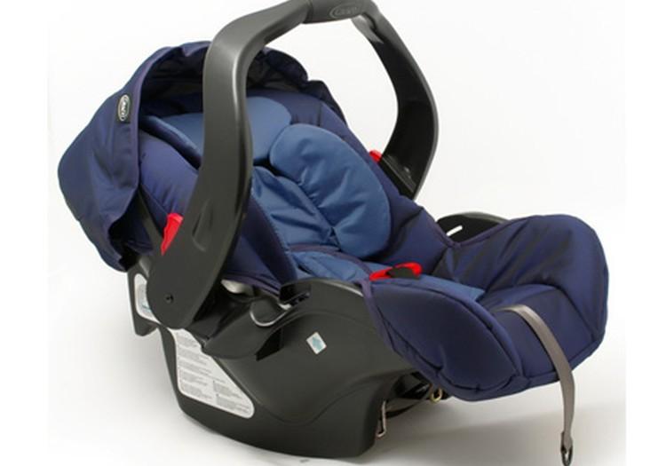 Kur mazulim būs ērtāk, braucot automašīnā?
